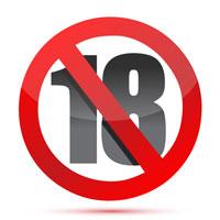 No Under 18s