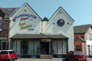 Warrington Sun Centre