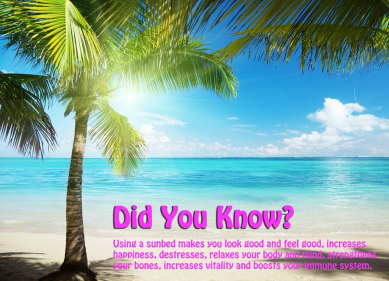 Did You Know? – Sun Centre World